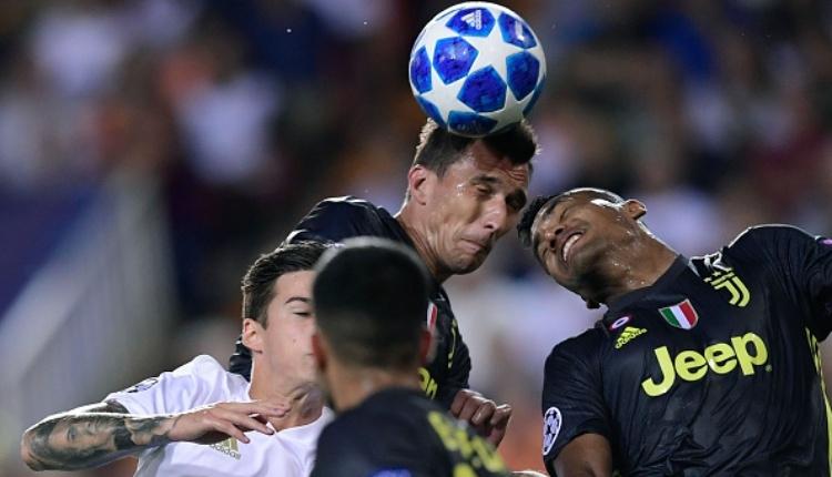 Valencia 0-2 Juventus maç özeti ve golleri (İZLE)