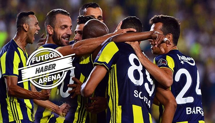 Ve İşte Ali Koç'lu Fenerbahçe'nin 2019 kadrosu