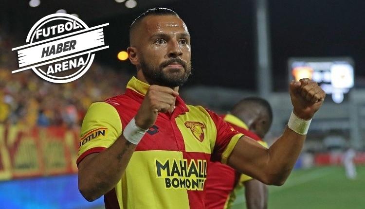 Yasin Öztekin Göztepe'de Süper Lig'e damga vurdu