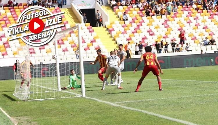 Yeni Malatyaspor 1-0 Rizespor maçı özeti ve golü (İZLE)