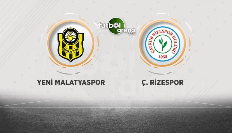 Yeni Malatyaspor Rizespor beIN Sports canlı şifresiz izle (Malatya Rize CANLI)