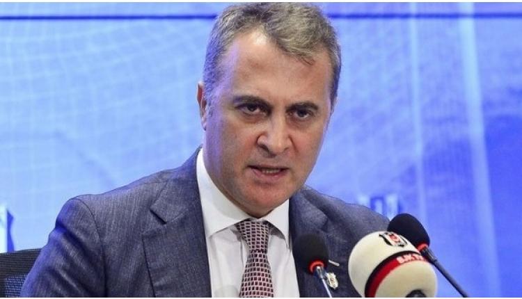 Yeniden aday olan Fikret Orman,dilekçesini teslim etti(Beşiktaş'ta olağanüstü kongreye doğru)