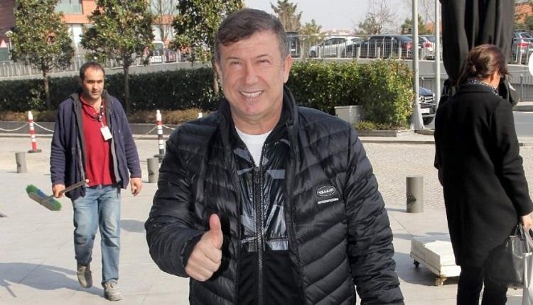 Adana Demirspor'da Tanju Çolak ile yollar ayrıldı