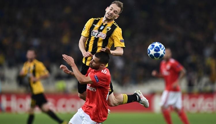 AEK 2-3 Benfica maç özeti ve golleri (İZLE)