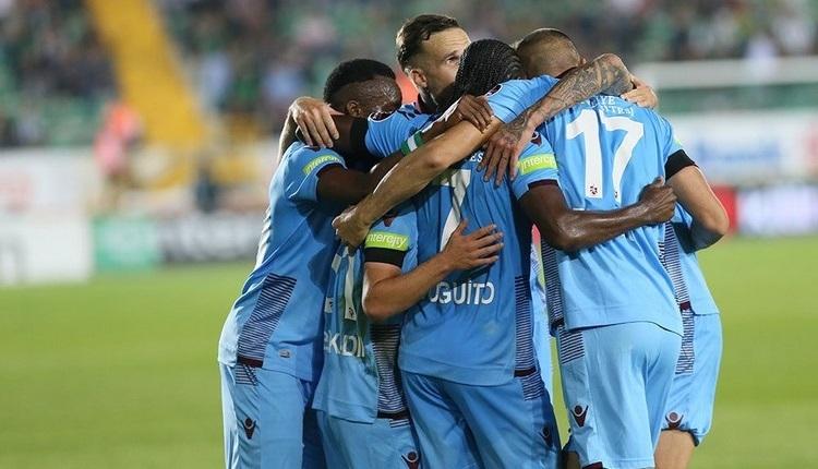 Akhisarspor 1-3 Trabzonspor maçı özeti ve golleri (İZLE)