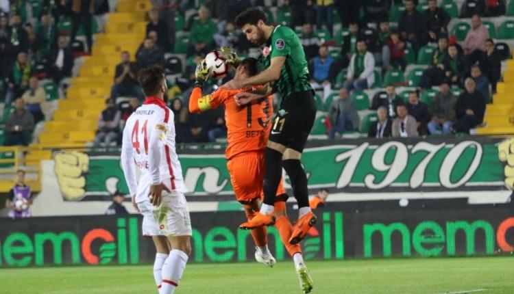 Akhisarspor - Göztepe maç özeti ve golleri izle (Bein Sports maç özetleri izle)