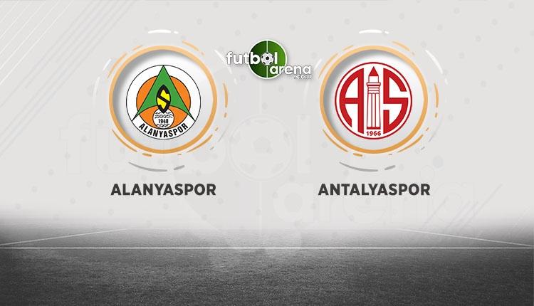 Alanyaspor - Antalyaspor beIN Sports canlı şifresiz izle (Alanya - Antalya CANLI)