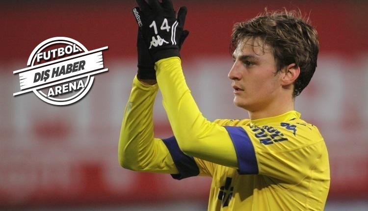 Anderlecht'in genç yıldızından Fenerbahçe itirafı