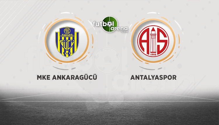 Ankaragücü Antalyaspor beIN Sports canlı şifresiz izle (Ankaragücü Antalya CANLI)