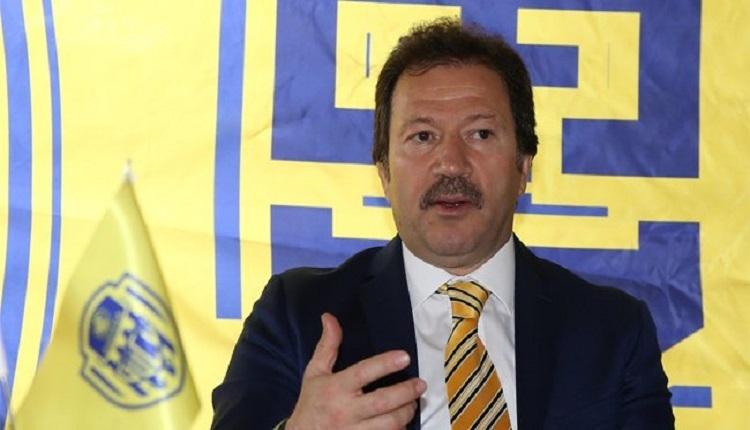Ankaragücü Başkanı Mehmet Yiğiner'den Fenerbahçe açıklaması