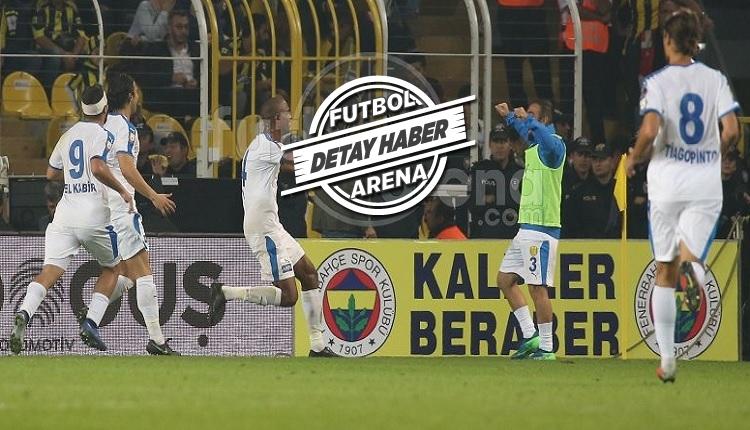 Ankaragücü'nün en iyi performansı Fenerbahçe maçında