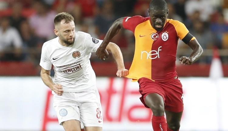 Antalyaspor 0 - 1 Galatasaray maçın özeti golü