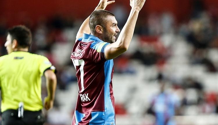 Antalyaspor 1-1 Trabzonspor maç özeti ve golleri İZLE