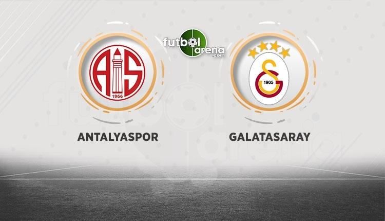 Antalyaspor - Galatasaray canlı izle - Antalyaspor - Galatasaray şifresiz izle (Antalyaspor - Galatasaray beIN Sports canlı ve şifresiz izle)
