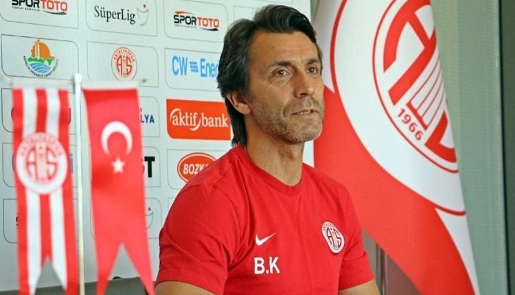 Antalyaspor'da Galatasaray maçı öncesi önemli eksikler