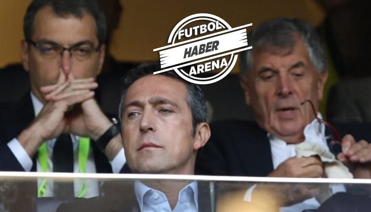 Arsene Wenger Fenerbahçe'ye mi geliyor? Başakşehir maçında dikkat çeken isim