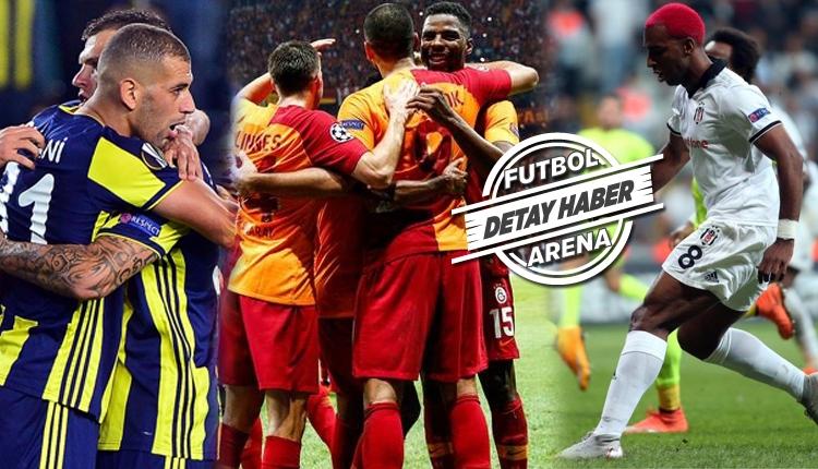 Avrupa kupalarında kim, kaç puan topladı?