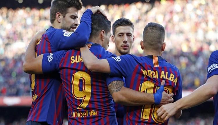 Barcelona 5-1 Real Madrid maçın özeti ve golleri
