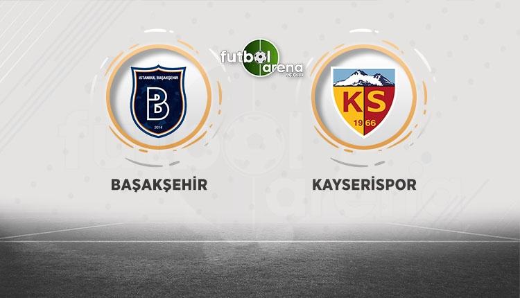 Başakşehir - Kayserispor beIN Sports canlı şifresiz izle (Başakşehir - Kayseri CANLI)