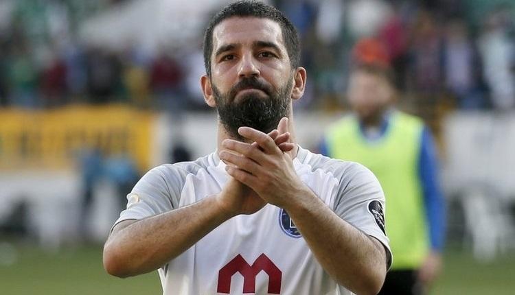 Başakşehir'in Arda Turan'a verdiği ceza belli oldu