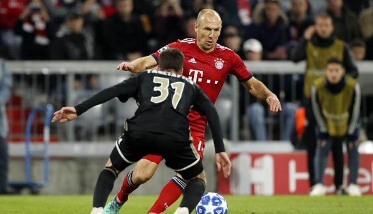 Bayern Münih 1-1 Ajax maç özeti ve golleri (İZLE)