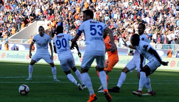 BB Erzurumspor 1-0 Aytemiz Alanyaspor maçın özeti ve golü