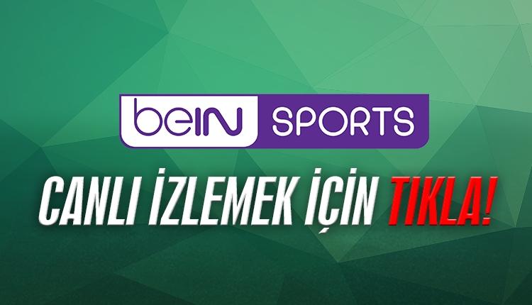 beIN Sports canlı izle, beIN Sports yayın akışı (beIN Sports bugünün maçları, beIN Sports şifresiz canlı izle)
