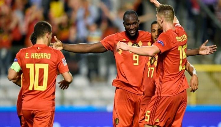 Belçika 2-1 İsviçre maç özeti ve golleri (İZLE)