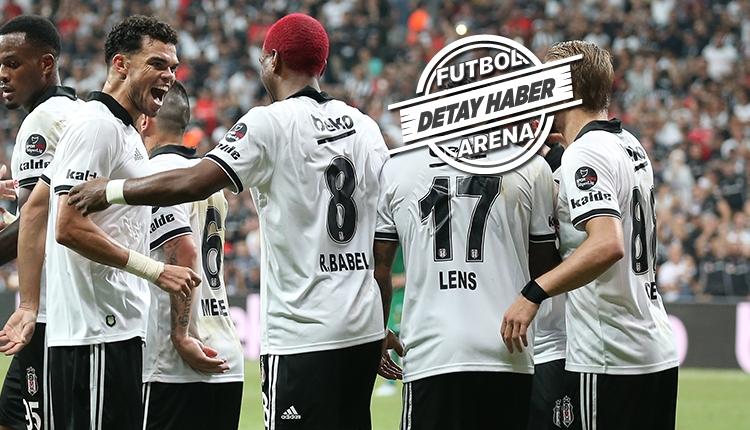Beşiktaş, 17 maç sonra gol atamadı