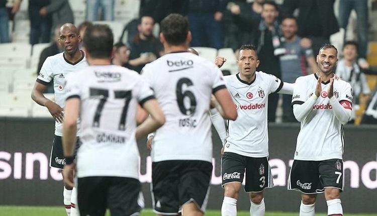 Beşiktaş tarihinin en iyi sıralamasında!