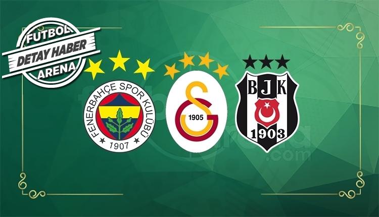 Beşiktaş ve Fenerbahçe'den 300 puan! Galatasaray'a büyük fark
