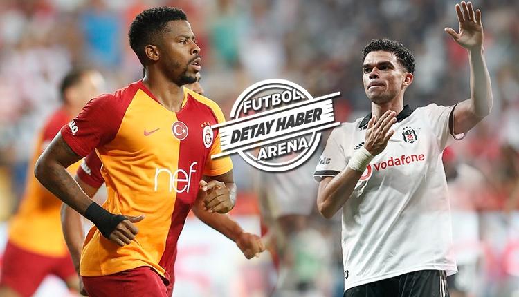 Beşiktaş ve Galatasaray'ı savunmacılar taşıyor