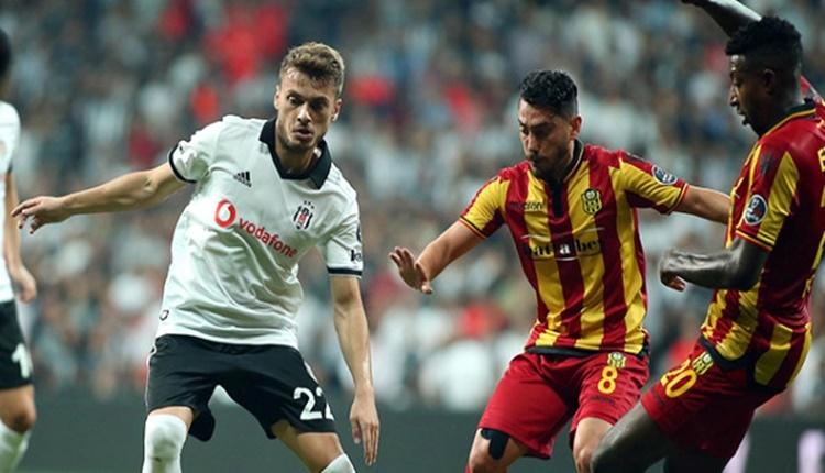 Beşiktaş'a Adriano ve Ljajic'ten kötü haber!