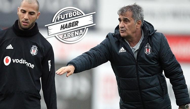 Beşiktaş'ın Göztepe maçı 11'i! Şenol Güneş'ten uyarı