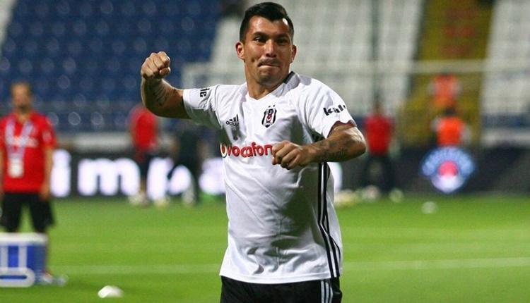 Beşiktaş'ta Gary Medel stopere geçiyor