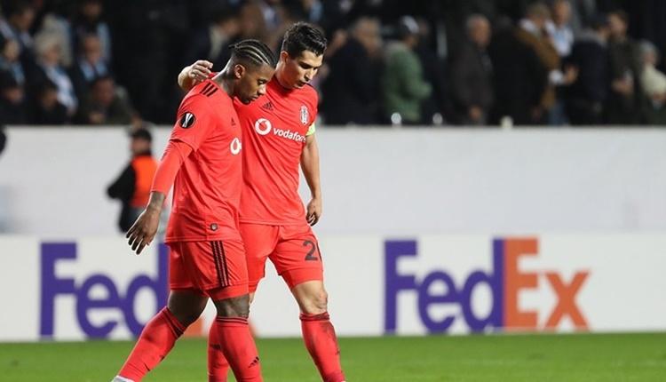 Beşiktaş'ın İsveç deplasmanı kabusu geri döndü