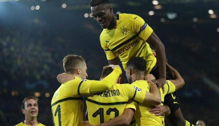 Borussia Dortmund 4-0 Atletico Madrid maçının özeti ve golleri (Şampiyonlar Ligi maç özetleri izle)