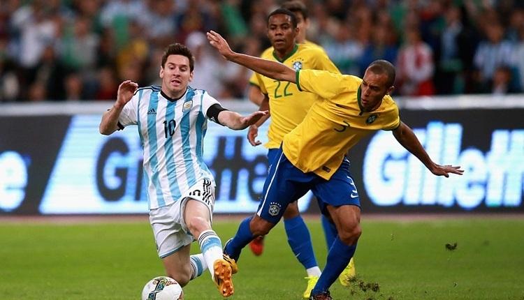 Brezilya - Arjantin maçı canlı izle(Brezilya Arjantin CANLI)