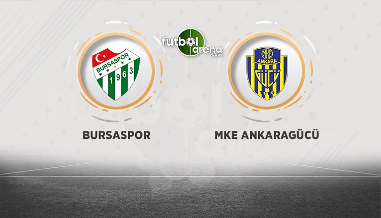 Bursaspor Ankaragücü canlı şifresiz izle (Bursaspor Ankaragücü beIN Sports canlı)