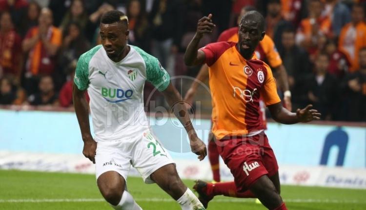 Bursaspor'un Galatasaray maçında kazandığı penaltı