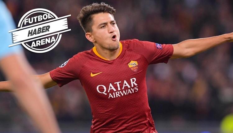 Cengiz Ünder'in Roma - CSKA maçında golünü İZLE
