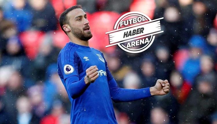 Cenk Tosun'un Everton - Crystal Palace maçındaki golünü İZLE