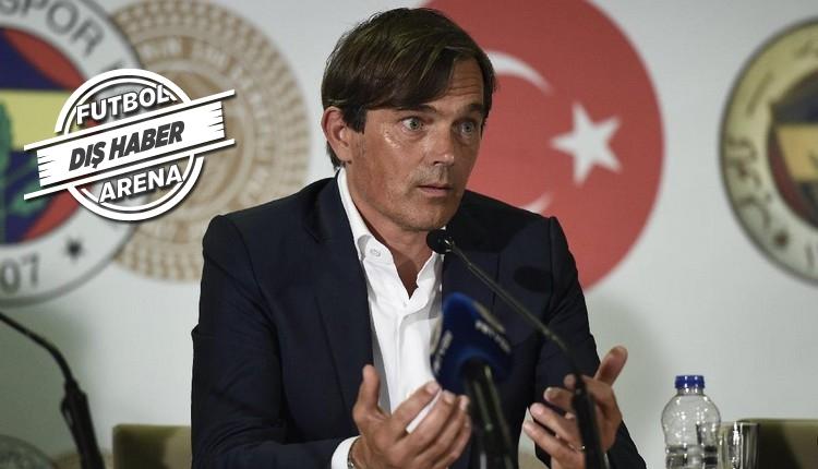 Cocu'dan Ali Koç ve Comolli itirafı