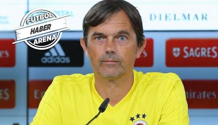 Cocu'dan FutbolArena'nın sorusuna yanıt: 'Ali Koç istifamı istemedi'