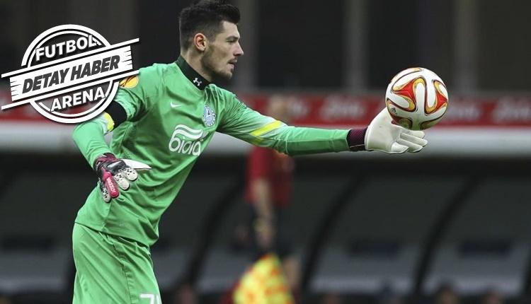 Denys Boyko, Dinamo Kiev'de harikalar yaratıyor