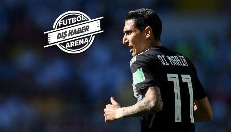 Di Maria Juventus'a transfer olmak istiyor