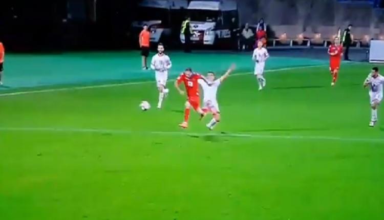 Elif Elmas kırmızı kart gördü! Ermenistan 4-0 Makedonya maç özeti ve golleri
