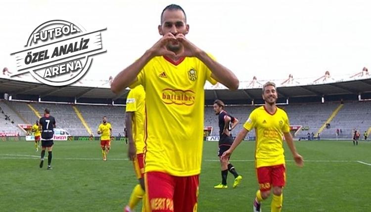 En çok top kaybı Boutaib ve Aminu Umar'dan!