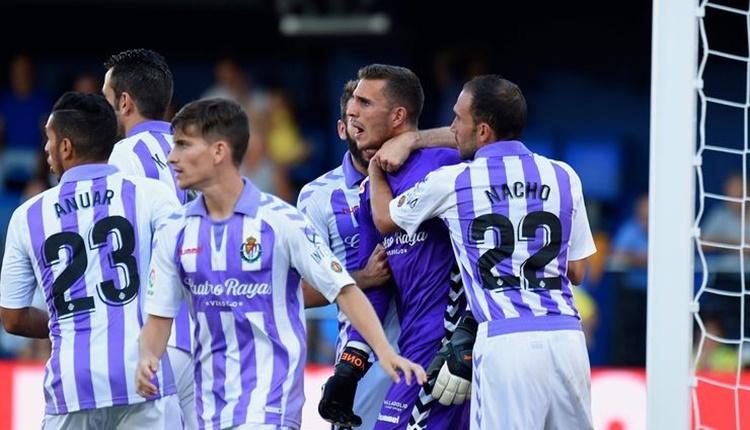 Enes Ünal'ın takımı Vallodolid, Huesca'yı mağlup etti