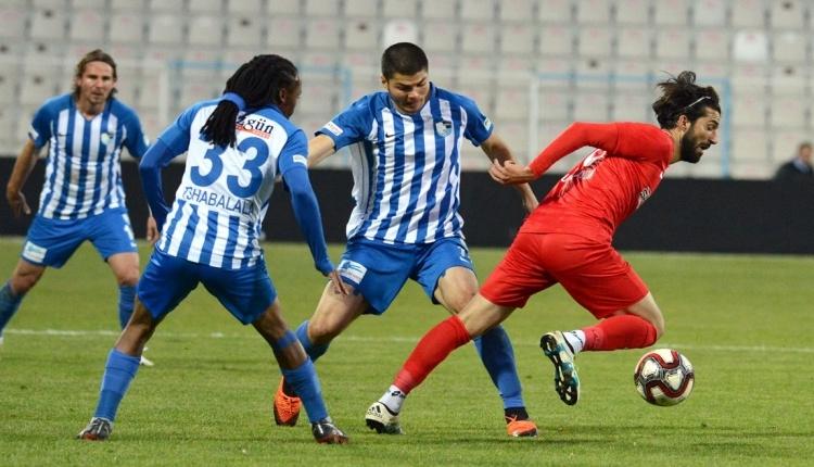Erzurumspor 4-5 Keçiörengücü maç özeti ve golleri izle